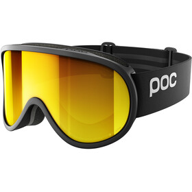POC Retina Big Clarity Goggles Uranium Black/Spektris Orange